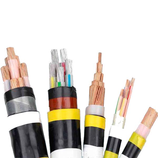 0.6-1kV聚氯乙烯绝缘护套耐火电力电缆